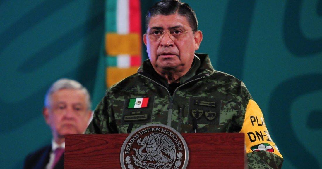 Luis Cresencio Sandoval, titular de la Sedena, supera la COVID-19 y se reincorpora a sus actividades