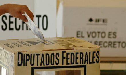 Del 22 al 29 de marzo, registro para diputaciones federales, anuncia INE