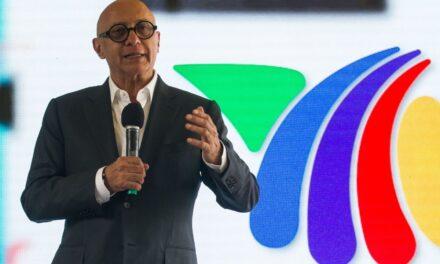 Murió por covid-19 Alberto Ciurana, directivo de TV Azteca; ya había recibido la primera dosis de la vacuna