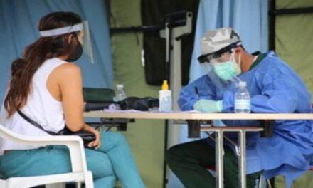 La noche de este sábado en Xalapa 27 nuevos casos positivos de covid-19 y lamentablemente 10 decesos
