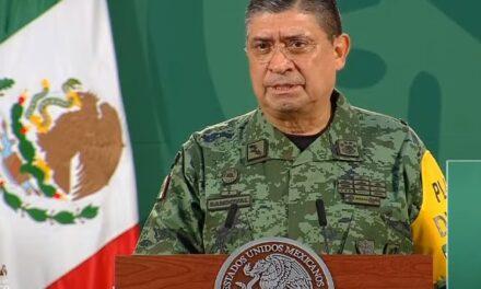 """Fue una """"reacción errónea"""": Luis Cresencio Sandoval sobre militar que quitó la vida a guatemalteco"""