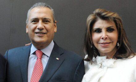 Muere Sylvia Sánchez, esposa del exlíder nacional priista Manlio Fabio Beltrones
