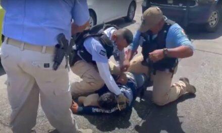 ¡Ahora en Acapulco! Denuncian abuso policial