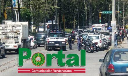 Pierde la vida persona de la tercera edad en la avenida Lázaro Cárdenas, luego de ser atropellado.