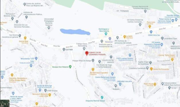Colonias que les corresponde vacunarse en elCOBAEV 35, avenida Arco Sur S/N, Unidad Habitacional Lomas Verdes
