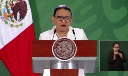 Veracruz en el número 22 de seguridad a nivel nacional, informó la titular de la Secretaría de Seguridad.