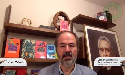 Observación, fuente de imaginación en Gabriel García Márquez: Juan Villoro