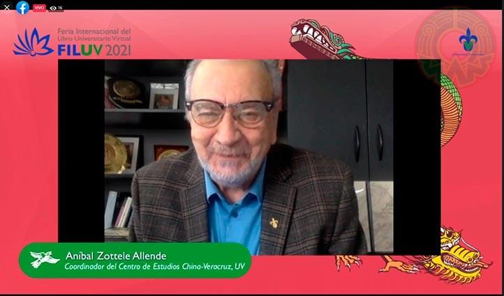 Aníbal Zottele Allende, coordinador del Cechiver