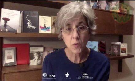 Cristina Peri Rossi, escritora comprometida con el cambio en Uruguay