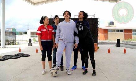 Orteuv celebra Día Mundial del Teatro con funciones de El mecsicano