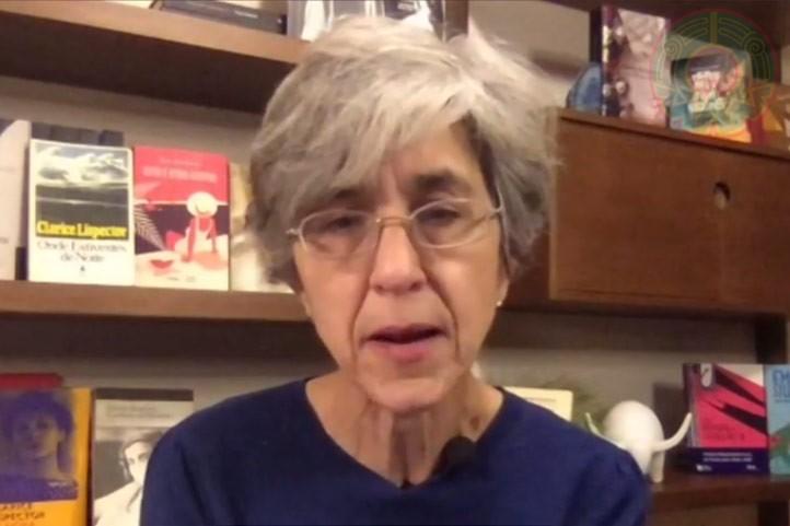 """En la sesión 7 del curso """"En busca de una literatura propia: narradoras latinoamericanas"""", Lucía Melgar habló sobre la escritora brasileña Clarice Lispector"""