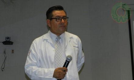 Algunos hábitos condicionan nuestra salud: José Manuel Hurtado