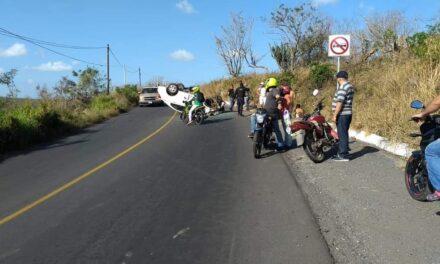 Accidente en la carretera Veracruz – Xalapa