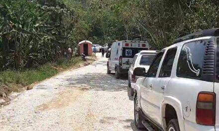 Pierden la vida dos trabajados en el Municipio de Xico