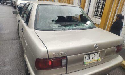 Se registra fuerte operativo en la Colonia Carolina Anaya, por disparos de arma de fuego