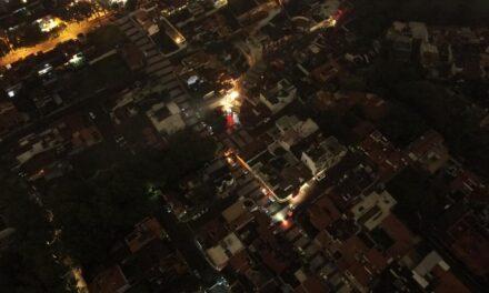 CFE realiza maniobras para reestablecer la energía eléctrica en el fraccionamiento Las Animás