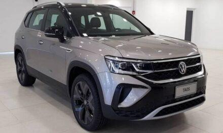Volkswagen inicia exportación a EU del modelo Taos producido en Puebla