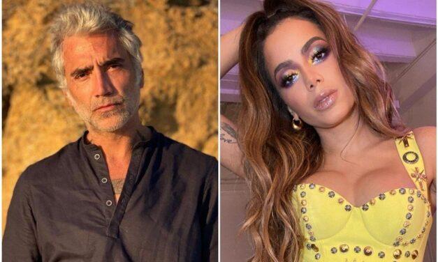 Alejandro Fernández y Anitta dan positivo a la prueba de Covid-19 en los Latin AMAs