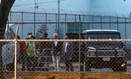 Alonso Ancira sale del Reclusorio Norte tras acuerdo con Pemex