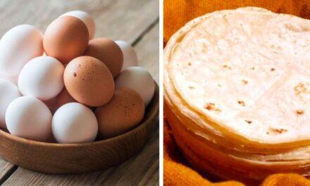 PROFECO revela precios a los que se debe vender el huevo, tortilla y leche Profeco dio a conocer los precios promedio a nivel nacional