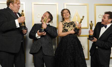 Un equipo con tres mexicanos gana el Oscar al mejor sonido por la película 'Sound of Metal'