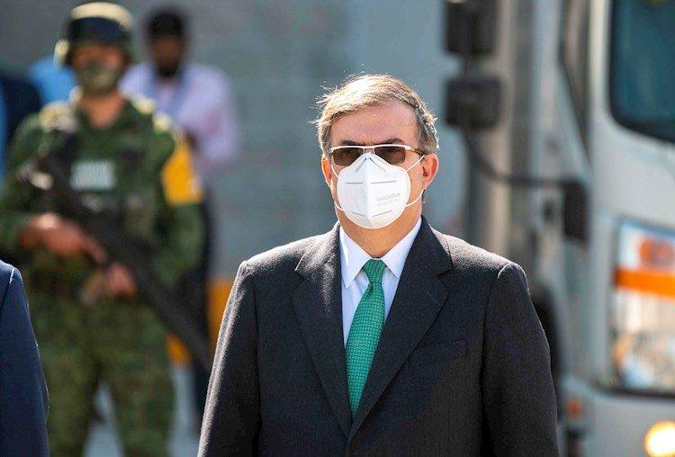 México ya está envasando las vacunas CanSino y AstraZeneca y nos gustaría mucho hacerlo con Sputnik: Marcelo Ebrard