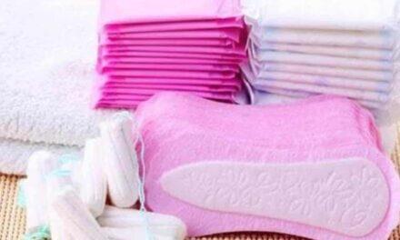 Cámara de Diputados avala acceso gratuito de productos de higiene menstrual a niñas y adolescentes en escuelas
