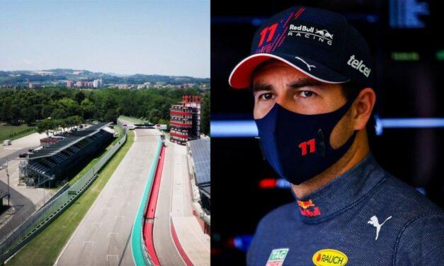 Así es la pista donde correrá Checo Pérez en Italia este fin de semana