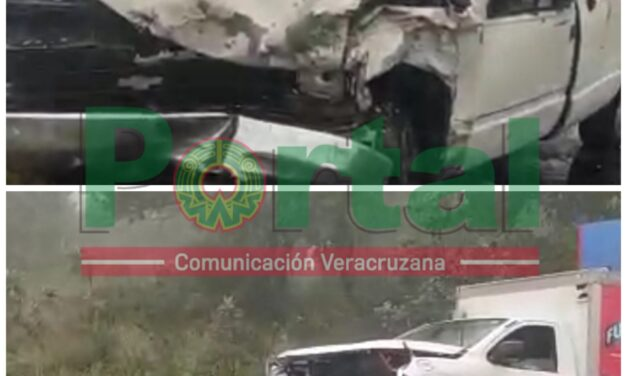 Video: Accidente en la Carretera Xalapa -Naolinco, a la altura de Coacoatzintla