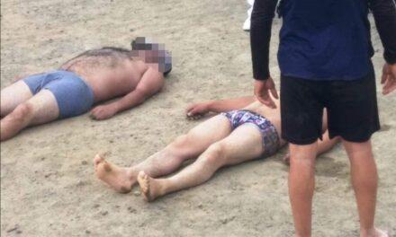 Se ahogan dos jóvenes poblanos en Tuxpan