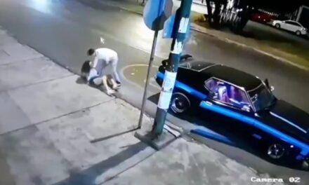 Video: imágenes sensibles Detienen al hombre que arrastró y golpeó a una mujer en la CDMX