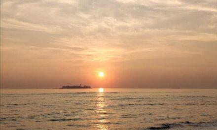 Hoy se espera ambiente caluroso a muy caluroso en buena parte del estado de Veracruz