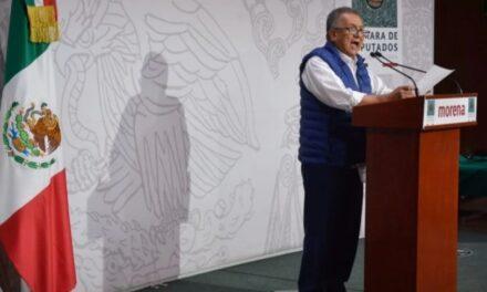 Renuncia a reelección diputado morenista acusado de abuso sexual contra menor de edad