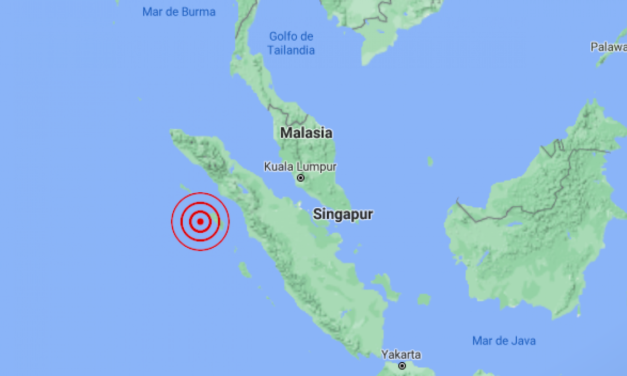 Un terremoto de 6 grados sacude el oeste de Indonesia