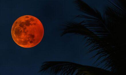 Este miércoles se verá la Luna más grande del año