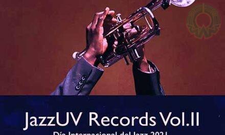 Invitan a la presentación virtual de Jazzuv Records Vol. II