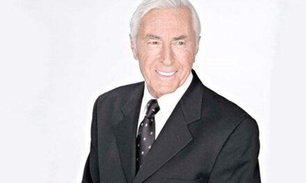 Fallece el actor Guillermo Murray, tenía 93 años de edad