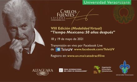 UV invita a la Catedra Interamericana Carlos Fuentes