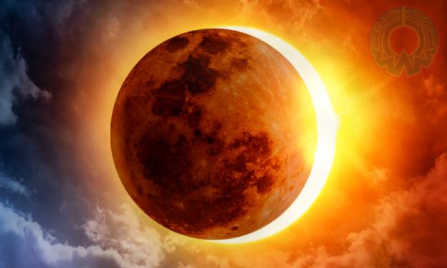 Eclipses 2021 para cada signo zodiacal