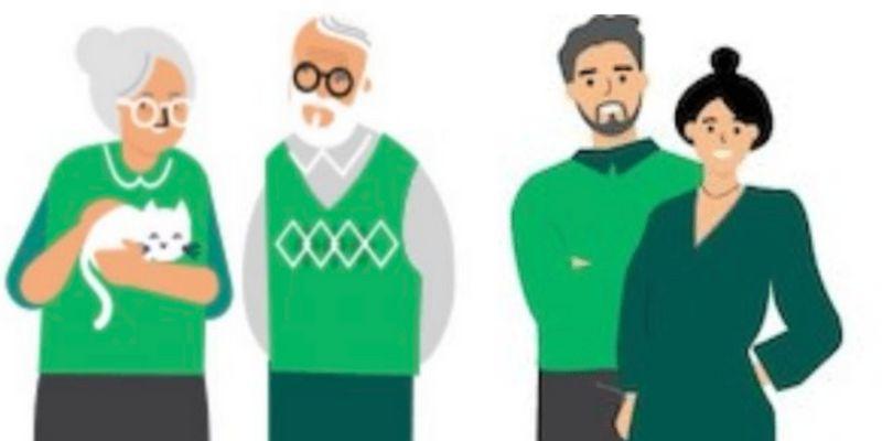 Tras memes y críticas, CDMX modifica imagen de adultos de 50 a 59 años