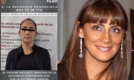 Liberan a Azalia 'La Negra' Ojeda, tras intentar cobrar cheque robado