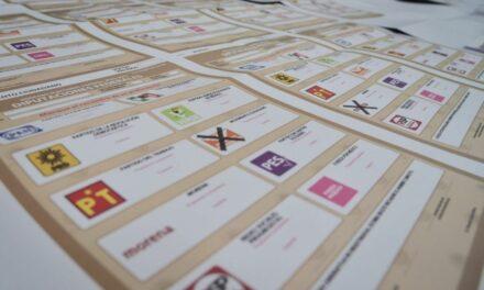 INE explica la forma correcta de marcar las boletas electorales