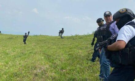 Encabeza Hugo Gutiérrez Maldonado operativo de búsqueda y localización en el municipio de San Andrés Tuxtla, donde fue privada la madre el Alcalde.