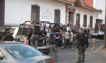 Detienen a 13 integrantes de un comando armado en Córdoba