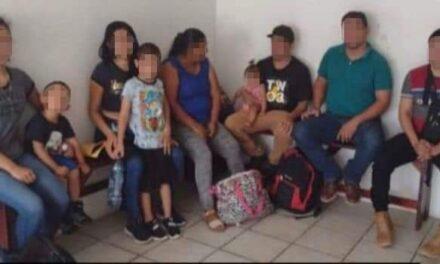 Rescata SSP a 214 migrantes en 7 municipios; hay 11 detenidos