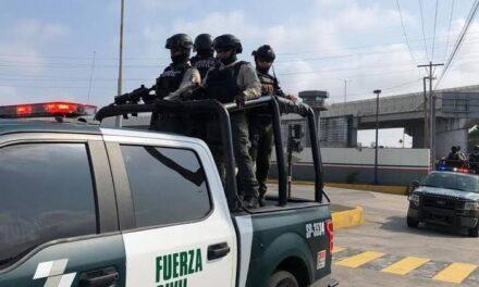 Registra SSP 12 detenciones por diversos delitos, en ocho municipios