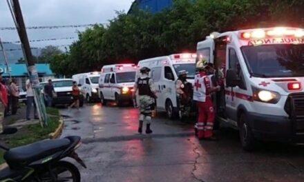 Realizan disparos en campo de futbol en Potrero, Atoyac, reportan 3 personas sin vida