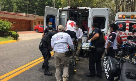 Menor pierde la vida, luego de sufrir crisis de asma en laboratorio de la avenida Ávila Camacho Xalapa