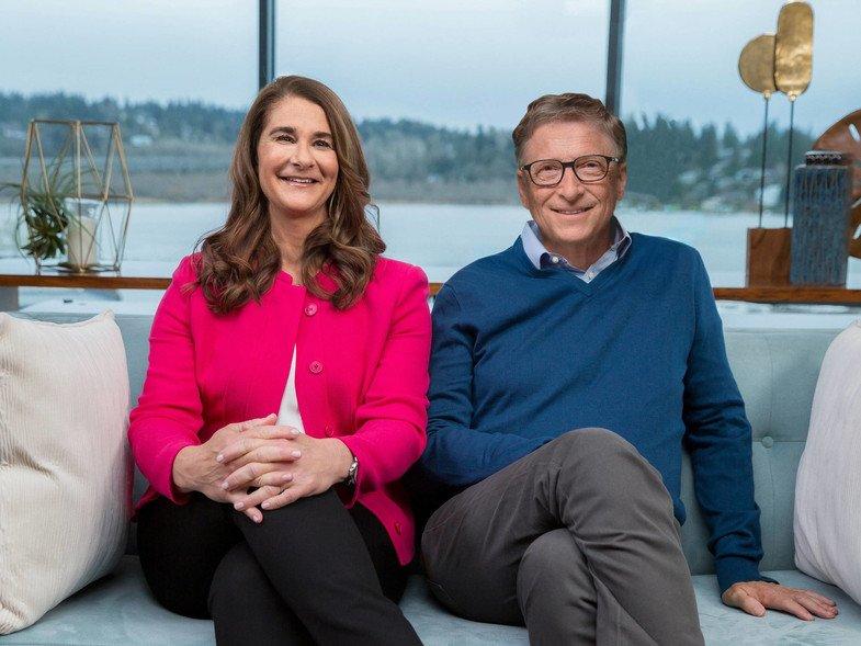 Se acabó el amor! Bill y Melinda Gates anuncian su divorcio