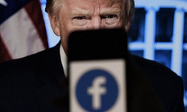 Trump lanza plataforma de comunicación en línea tras veto en redes